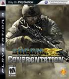 SOCOM: U.S. Navy SEALs: Confrontation (PlayStation 3)